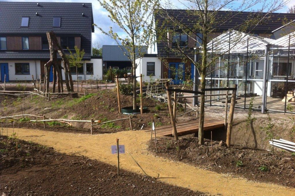 Ecowijk Mandora in Houten
